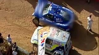 getlinkyoutube.com-La Légende du Dakar - 2001 : La colère de Matsuoka - dakar.bfgoodrich.com