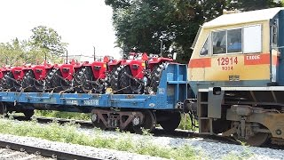 getlinkyoutube.com-RARE FREIGHT Trains of Indian Railways