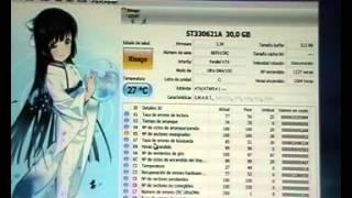 getlinkyoutube.com-Como Reparar HDD con el progama CrystalDiskinfo
