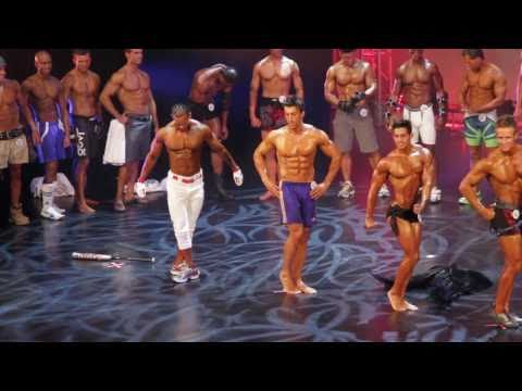 WBFF 2010 - Artus Shakur - The Comp