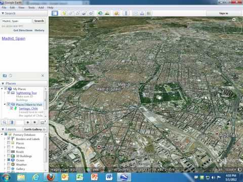 Two Ways to Create Virtual Tours in Google Earth