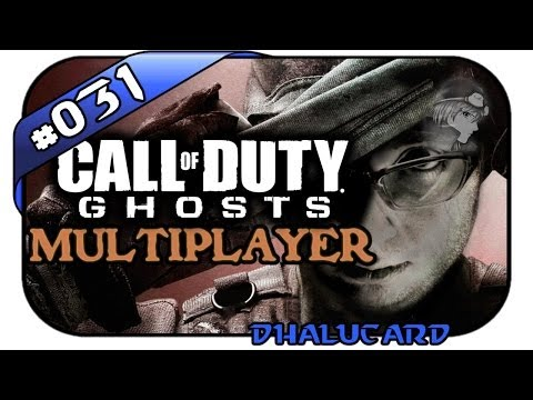 Call of Duty Ghosts Multiplayer #031 - Deutsch German - Let's Play CoD Ghosts Multiplayer