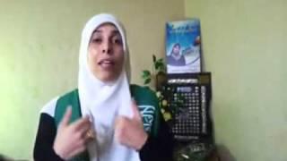 getlinkyoutube.com-رسالة من أحلام التميمي الى الشعب المغربي