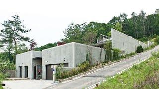 getlinkyoutube.com-[전원주택라이프] 전원주택,자연을 품에 안은 남양주 지하 철근 콘크리트 주택 '오경재', 종합건축 품(주)