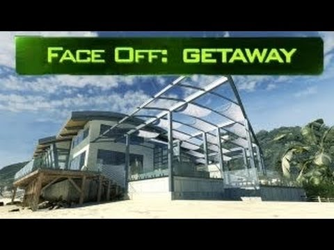 MW3 - NEW FACEOFF Gameplay on GETAWAY and PS3 DLC Details - OASIS Glitches + 20TH Prestige