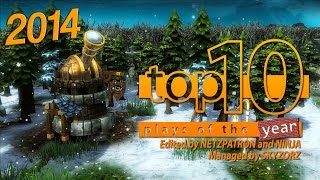 getlinkyoutube.com-HoN Top 10 Plays of the Year - 2014