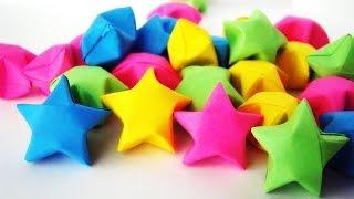 getlinkyoutube.com-cara buat bintang kertas/origami star
