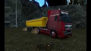 getlinkyoutube.com-Euro Truck Simulator 2 Volvo ile Harfiyat Lardayız