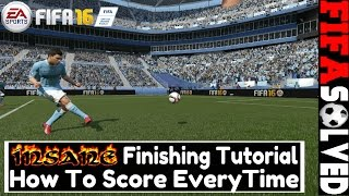 getlinkyoutube.com-FIFA 16 Finishing Tutorial: Best Shooting Tips