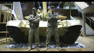getlinkyoutube.com-Российские танки вызвали настоящий аншлаг на выставке