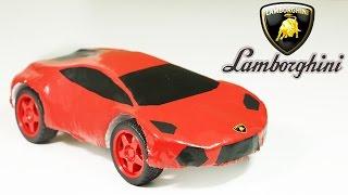 getlinkyoutube.com-How To Make an Electric Lamborghini Car Out Of Polystyrene Foam