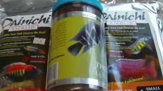 getlinkyoutube.com-New food combo I will be feeding over the next few months - Dainichi / NLS
