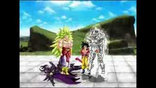 getlinkyoutube.com-Dragon Ball Gt Vs Saint Seiya Elíseos MUGEN 2014 Download