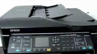 getlinkyoutube.com-Review Epson TX620FWD