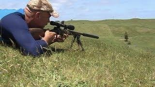 getlinkyoutube.com-Goat shooting in New Zealand part 2