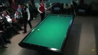 getlinkyoutube.com-Billard 3 bandes DOUGNAC VS GUZMAN