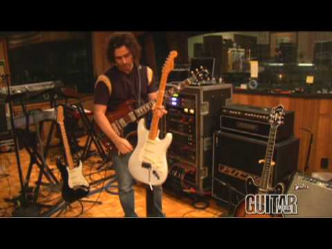 In the Studio with... Dweezil Zappa