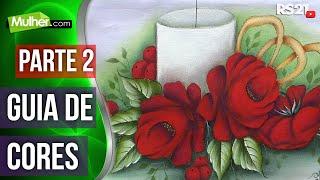 getlinkyoutube.com-Mulher.com 09/12/2013 Luciano Menezes - Guia de cores Parte 2/2