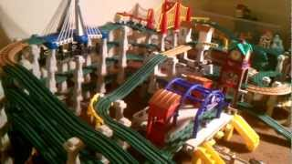 getlinkyoutube.com-GeoTrax MultiLayer Track Setup
