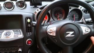 getlinkyoutube.com-Z34  ステアリングエンジンスタート