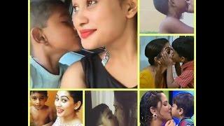 Piumi Hansamali Hot Kisses of SriLankan Actress + Telugu Anchor Anasuya + Nayantara All Child Kisses