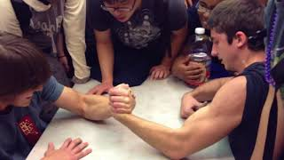 getlinkyoutube.com-High School Arm Wrestling