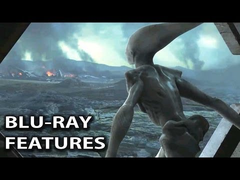 Prometheus Blu-Ray Features, Alternative Endings and Bonus