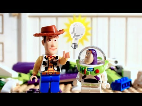 LEGO Toy Story - Episode 1: Blast-Off Buzz