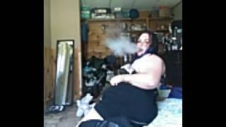 getlinkyoutube.com-Bbw smoking in boots