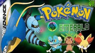 getlinkyoutube.com-Pokemon Emerald Omega KALOS Para Android Hackrom My Boy! GBA PC