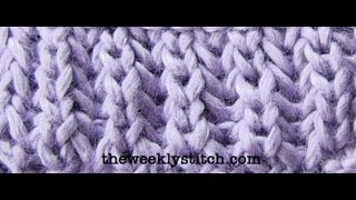 getlinkyoutube.com-Brioche Stitch
