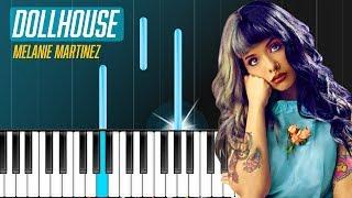 "getlinkyoutube.com-Melanie Martinez - ""Dollhouse"" Piano Tutorial - Chords - How To Play - Cover"
