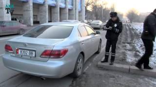 """getlinkyoutube.com-Погоня во время Рейда """"тонировка"""""""