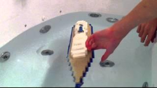 getlinkyoutube.com-Amazing lego cruiseship that don't sink!
