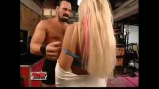 getlinkyoutube.com-Mike Knox and Kelly Kelly Backstage