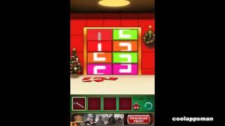 getlinkyoutube.com-100 Floors Christmas Walkthrough Level 11