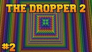 getlinkyoutube.com-Minecraft: The Dropper 2 - Part 2 - Newton Vs. Darwin