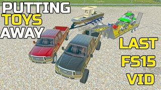 getlinkyoutube.com-FARMING SIMULATOR 2015 | PUTTING TOYS AWAY | LAST FS15 VID
