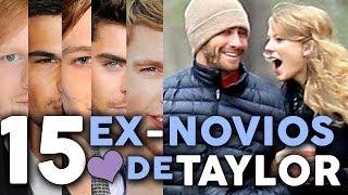 getlinkyoutube.com-15 Ex 'Novios' de Taylor Swift