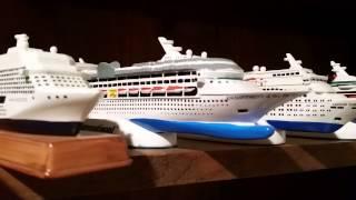getlinkyoutube.com-Cruise ship model collection