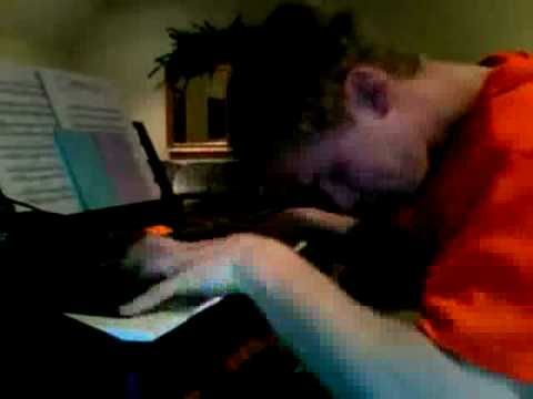 Me Playing Piano