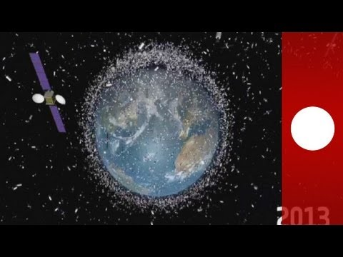 Space debris problem piles up - science