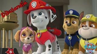 getlinkyoutube.com-La Patrulla Canina - Marshall en Accion