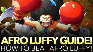 [GUIDE] HOW TO BEAT AFRO LUFFY! (One Piece Treasure Cruise - Global)