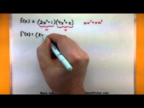 Calculus - Finding higher derivatives