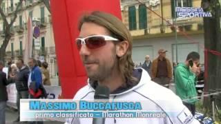 Massimo Buccafusca si aggiudica la 7^ Messina Marathon