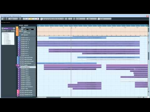 Mixing - Template Walkthrough 3
