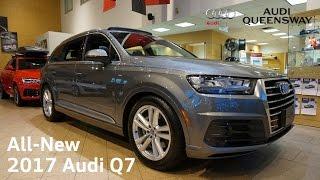 getlinkyoutube.com-2017 Audi Q7 from Audi Queensway