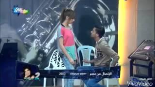 سهيلة و عباس اتقي ربنا فيا