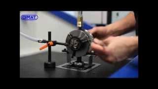 getlinkyoutube.com-CMT-48 VSR Twin — станок для балансировки картриджей турбин